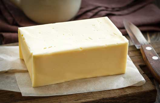 Raw butter arthritis