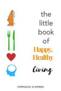 little book of happy healthy living