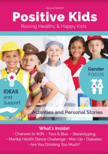 Positive Kids magazine