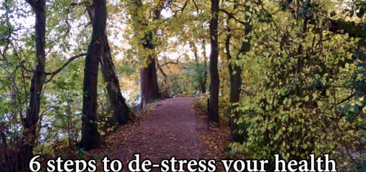 de-stress your health walk