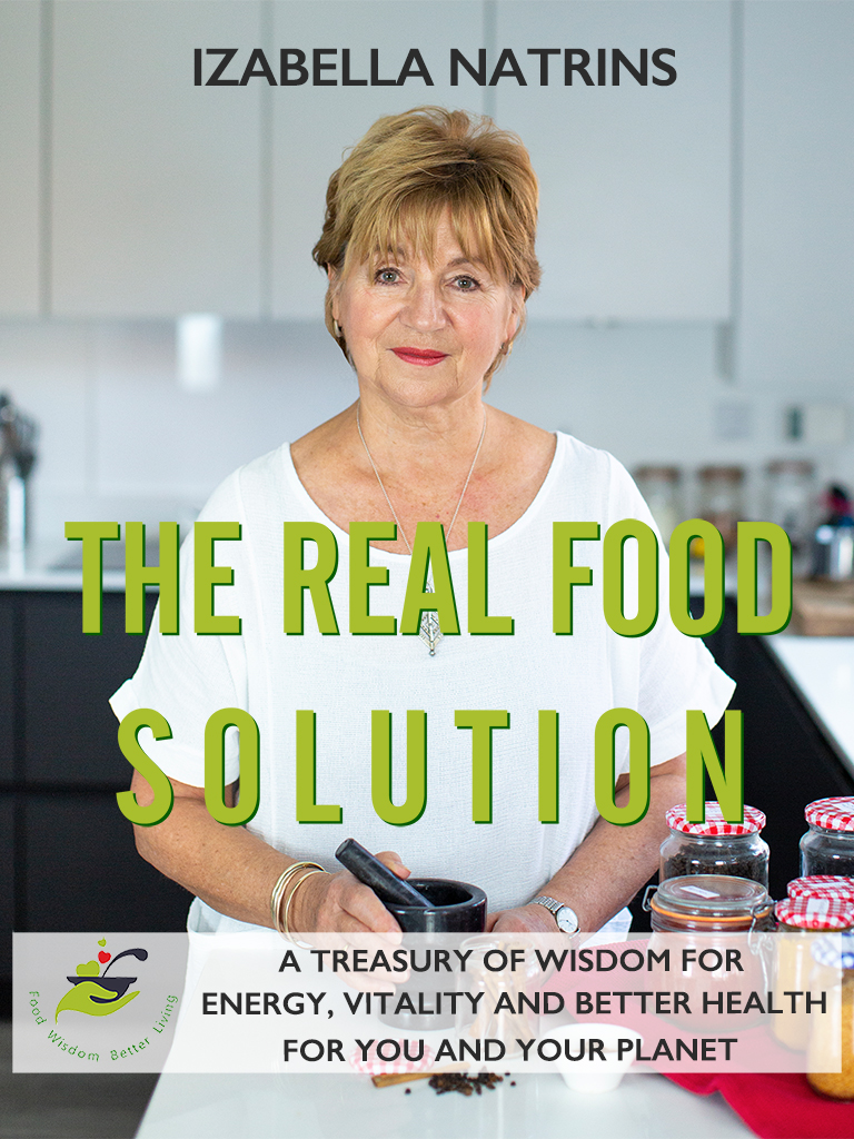 The Real Food Solution front cover